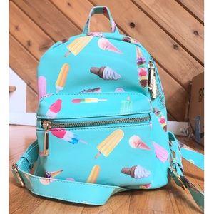 Charming Charlie's Ice Cream Mini Backpack